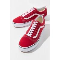 Vans Old School Red
