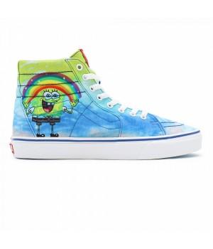 Кеды Vans Sk8-Hi Spongebob мульти