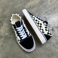 Кеды Vans Old School checkerboard