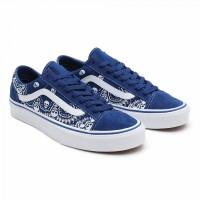 Кеды Vans Bandana Style 36 синие