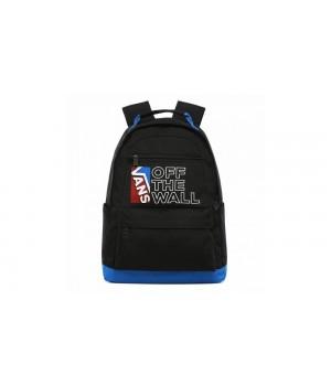 Рюкзак Vans черно-синий