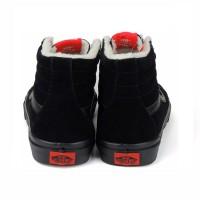 Зимние кеды Vans SK8-HI MTE Full черные