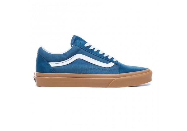 Кроссовки Vans OLD SKOOL REFLECTING синие