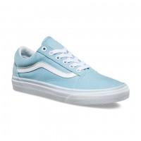 Кеды Vans Old Skool низкие светло-голубые