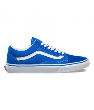 Кеды Vans Old Skool (Ванс Олд Скул) голубые