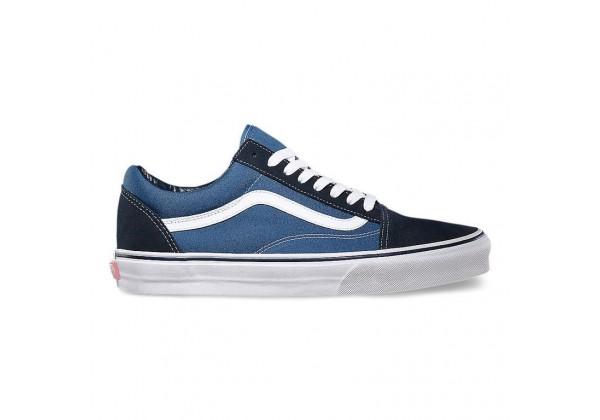 Кеды Vans Old Skool синие мужские