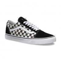 Кеды Vans Old Skool checkerboard женские