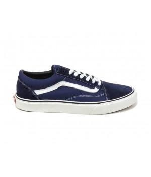 Кеды Vans Old Skool темно-синие