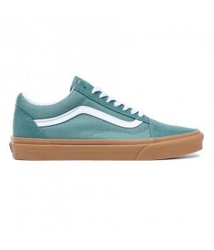 Обувь Vans OLD School DUCK зеленые