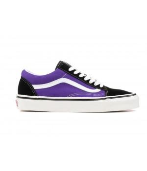 Кеды Vans Old Skool фиолетовые мужские