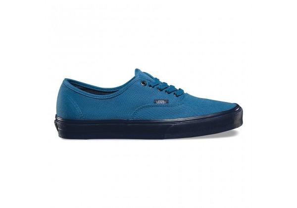 Кеды Vans AUTHENTIC однотонные синие