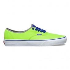 Кеды Vans Authentic (Brite) Neon зеленые