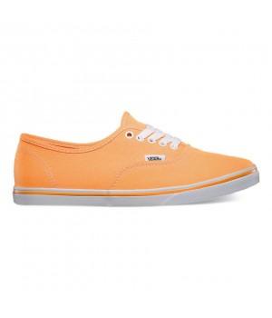 Кеды Vans Authentic Lo Pro оранжевые