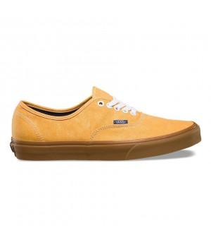 Кеды Vans AUTHENTIC желтые