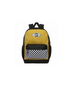 Рюкзак Vans  желто-черный