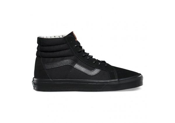 Кеды Vans SK8-HI высокие черные