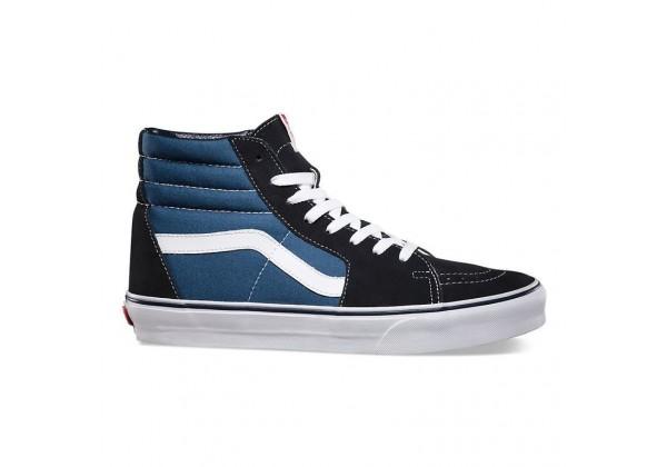 Кеды Vans SK8-HI высокие синие