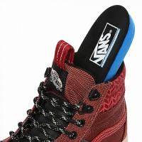 Кеды Vans SK8-HI MTE 2 0 DX красные