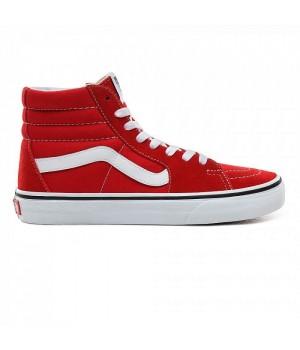 Кеды Vans SK8-HI высокие красные