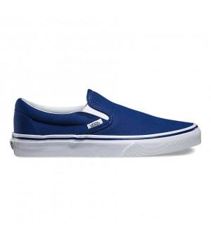 Слипоны Vans Classic Slip-On синие