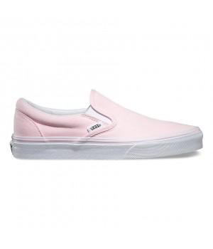 Слипоны Vans Classic Slip-On розовые