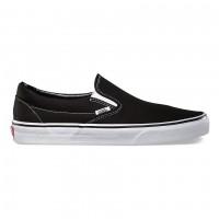 Слипоны Vans Classic Slip-On черно-белые мужские