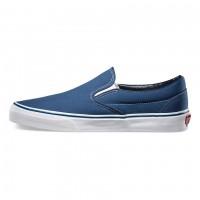 Слипоны Vans CLASSIC SLIP-ON Navy синие