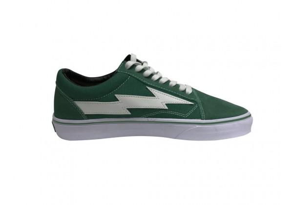 Кеды Vans Кevenge x Storm зеленые мужские