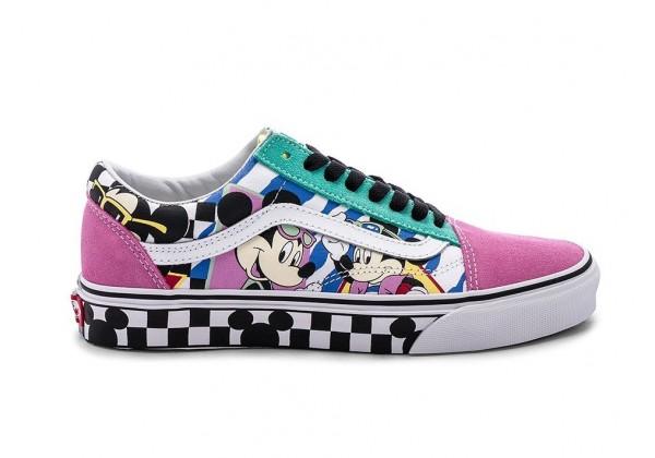 Кеды Vans Old Skool Disney Mickey Mouse