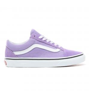 Кеды Vans Old Skool фиолетовые женские