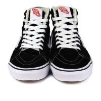 Кеды Vans зимние SK8-HI MTE Black White